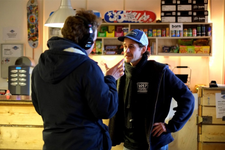 Tom Loois bij Skatepark Utrecht
