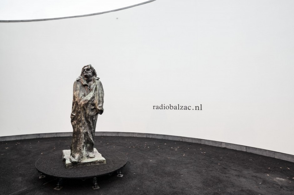 De Balzac in het Oog van het Van Abbemuseum